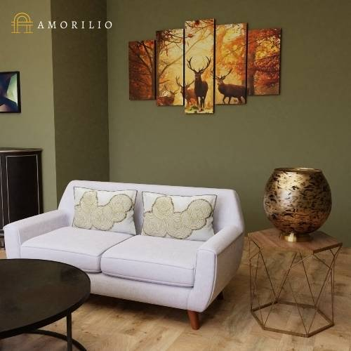 Add luxe comfort to your homes with elegant cushions